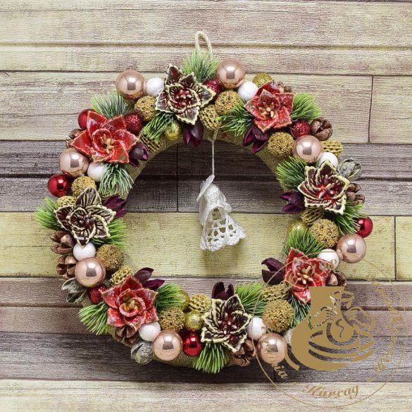 Karácsonyi ajtókopogtató 1